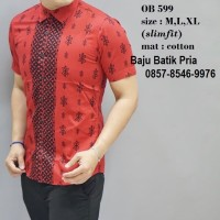 Batik Solo - Contoh Baju Batik - Model Batik Modern