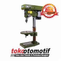 Mesin Bor Duduk / Bench Drill 16mm ( Top Quality ) Bor Kayu / Bor Besi