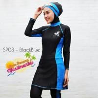 Baju Renang Muslimah Sporte SlimFit size XXL