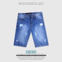 Harga Celana Jeans DG Pendek   Celana Jeans Pendek Pria Nyaman Murah Model   WIKIPRICE INDONESIA