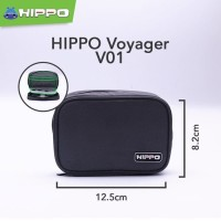 Hippo Voyager V01 Mini Travel Bag ( Tas Power Bank Organizer )