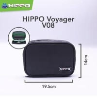 Hippo Voyager V08 Mini Travel Bag Tas Power Bank Organizer