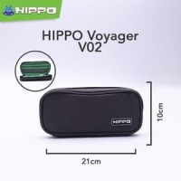Hippo Voyager V02 Mini Travel Bag Tas Power Bank Organizer