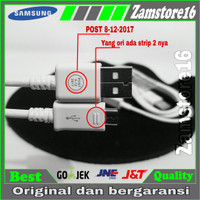 cable Kabel data USB samsung galaksi A5 A7 ORIGINAL 100% FAST CHARGER