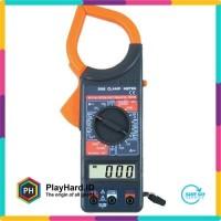 Digital Clamp Multimeter/Tang Amper /Ampere - M266 - Black