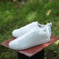 Promo Terbaru! Sepatu Wanita Original Adidas Neo Advantage Cleans Full