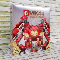 Jual Iron Man MK44 Hulkbuster Suit - LEGO MARVEL Super Heroes Sem Murah Murah