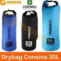 Tas Dry Bag Consina 30L |Waterproof/Anti Air/Wp/Drybag/Outdoor/30 L