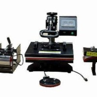 Mesin Press All in 1 Sablon Digital