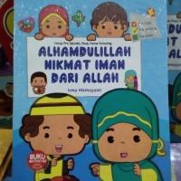 Alhamdulillah Nikmat Iman Dari Allah Buku Aktivitas Anak Pra Sekolah P