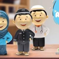 Jual TERBARU! +62 819 3262 5056, Hafiz Doll Junior, Hafiz Doll Mini Murah