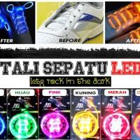 Model Terbaru Tali Sepatu LED Menyala Glow In The Dark