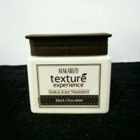 Makarizo Texture BLACK CHOCOLATE Creambath Spa