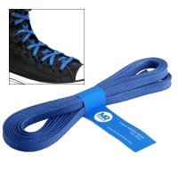 Tali Lilin Gepeng (Flat) 120cm Variasi Warna untuk Sepatu Sneakers
