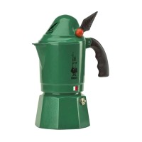 Bialetti Break Espresso Maker Alpina 3 Cups