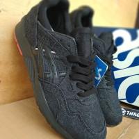 Asics Gel Lyte V Black-Black Okayama sneakers men shoes
