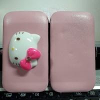 Set Manicure Pedicure 7 in 1 Hello Kitty Bukan Tupperware
