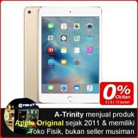 BNIB iPad Mini 4 Wifi Cellular 32GB GoldGARANSI APPLE 1 Tahun
