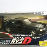 Diecast 1-18 Jada Toys Initial D Nissan Skyline GTR R32 Mazda RX-7