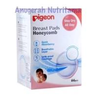Pigeeon Breast Pad Honeycomb 66's