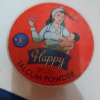heppy talcum powder