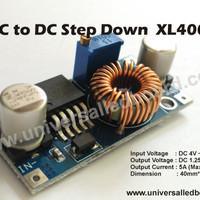 DC-DC Step Down 5A / Adjustable Step Down / Variable Voltage Regulator