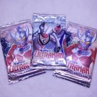 Mainan trading card Ultraman
