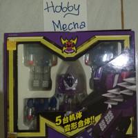 Machine Robo Rescue no. 06 - Stealth Robo merk Bandai Auldey