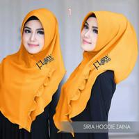 jilbab instan/jilabab sayari/ori Flow/Siria Hoodie Zaina