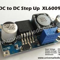 DC-DC Step Up 4A / Adjustable Step Up / Variable Voltage Regulator