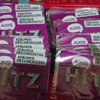 Ecer Paket Internet Axis 1GB Masa Aktif 60Hari