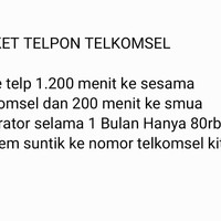 Paket Telepon Telkomsel