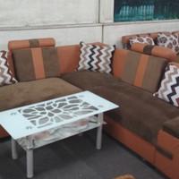 sofa minimalis L MURAH BANDUNG