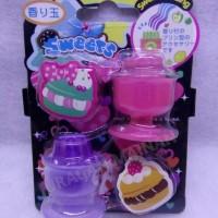 Mainan mini puding souvenir eksklusive
