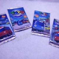 Mainan trading card Tayo