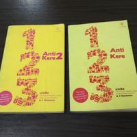 Buku pocket Anti kere 1 dan Anti Kere 2 karangan in9a