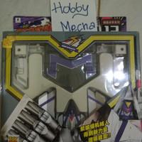 Machine Robo Rescue no. 12 - V-Stealth Robo merk Bandai Auldey