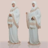 mukena zayaan / jual pakaian wanita murah grosir Bandung