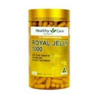 Healthy Care Royal Jelly 1000mg isi 365 kapsul Made in Australia