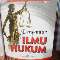 Jual buku pengantar ilmu hukum Murah
