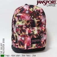 JANSPORT GALAXY Tas Ransel Besar Tas Punggung Sekolah Backpack