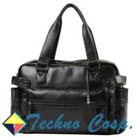 Techno Cosp Tas Jinjing Wanita Vintage Leather Bag Kulit Tote Notebook