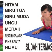 Matras Yoga / Yoga Mat 6MM A383