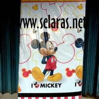 Kasur Busa Standard 200x090x14 cm Olympic Sarung Mickey LimitedEdition