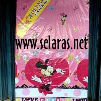 Kasur Busa Standard 200x090x14 cm Olympic Sarung Minnie LimitedEdition
