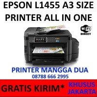 EPSON L1455 A3 ALL IN ONE  PRINTER INFUS ORIGINAL