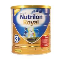 Nutrilon Royal Soya 3 Vanila Susu Formula [700