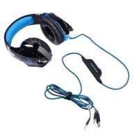 Harga kotion each g2000 gaming headset super bass led light   Pembandingharga.com