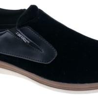 Sepatu Casual Formal Pria Semi Kulit Trendy Bandung Murah - ERNT 009