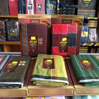 Sarung Atlas Super 970 Songket 7000 Benang Tenun Eksklusif Exclusive